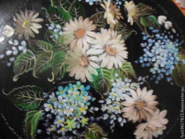 Кемеровская декоративная роспись., фото № 8