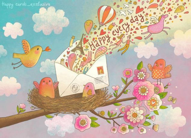 Поздравления всего волшебного с днем рождения