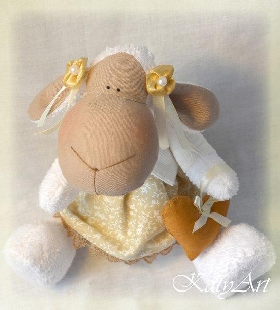 тильда, овечка, обучение