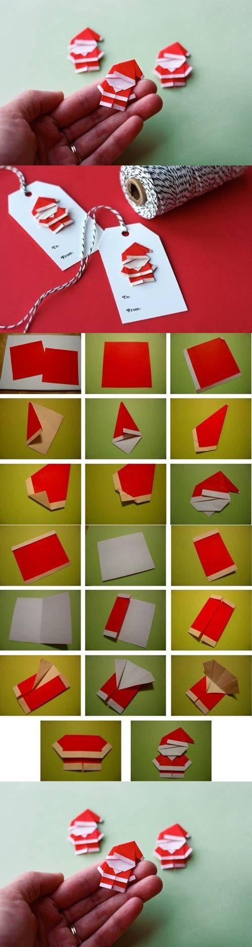 Оригами для подружки подарок