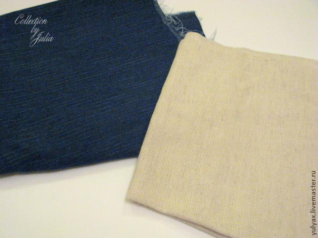 Плотная ткань для вышивки