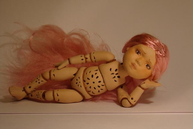 кукла миниатюрная