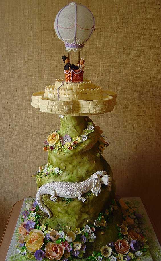 Что такое декор для торта