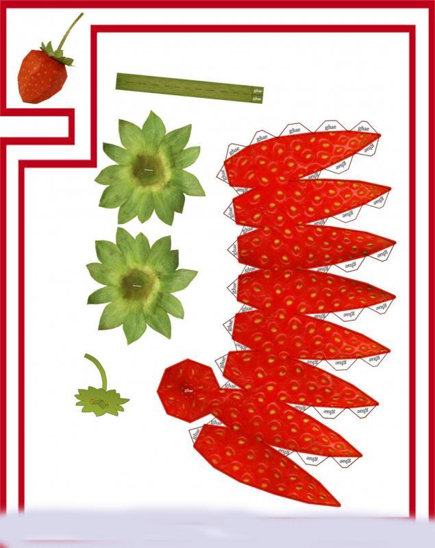 Поделки из бумаги овощи и фрукты своими руками на тему осень