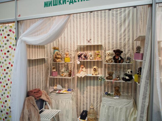 дизайн выставки
