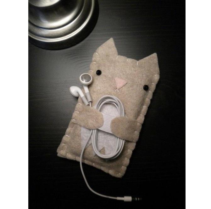 Чехлы на айфонКак сделать для кошки костюм