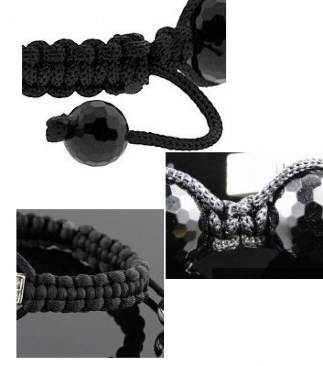 Шнуры для плетения браслетов шамбала