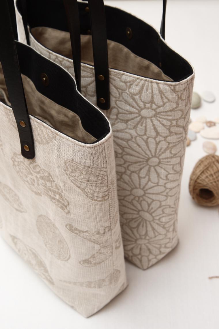 сумки, льняная сумка