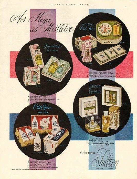 Новогодняя реклама Vintage/1951 -1956 включительно, фото № 14
