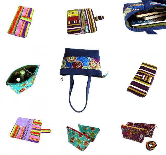яркие акценты, американский хлопок, в полоску, пейсли, шью на заказ, текстильная сумка, текстильные мелочи, сумка ручной работы, косметичка ручной работы