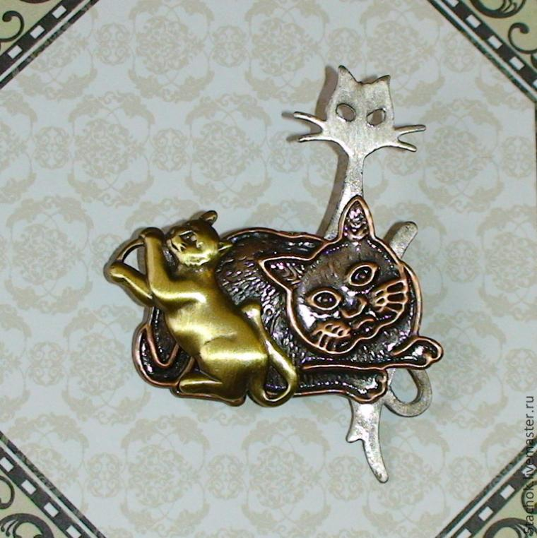 украшение, котик, киса