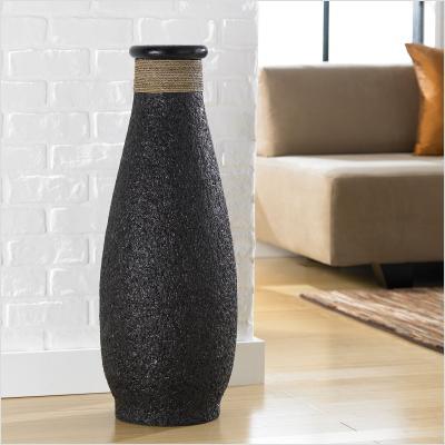 Напольная ваза высокая своими руками