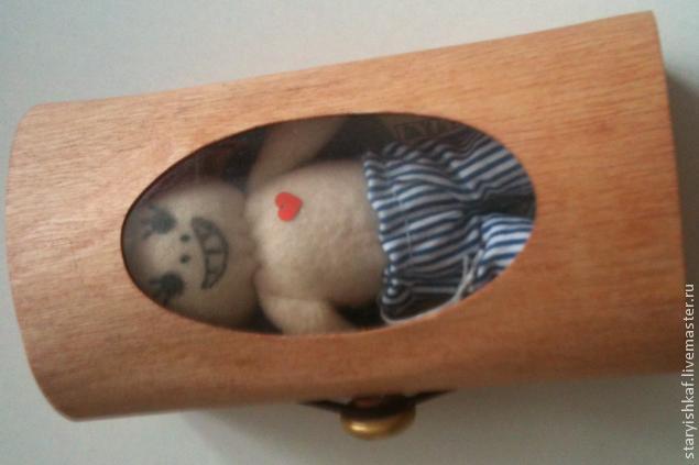 Создание куколки Вуду с хорошими намерениями, фото № 12