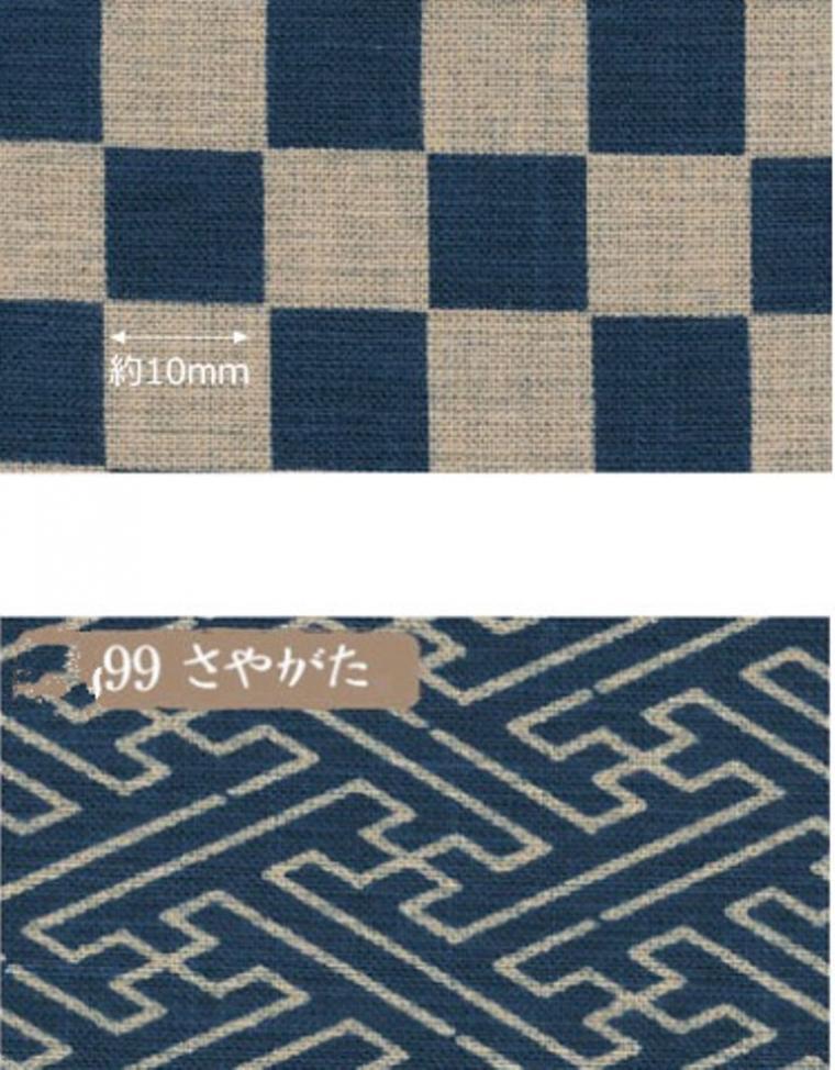 Коллекция тканей Йоко Саито и ее новинки., фото № 15