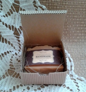 Подарочная упаковка в ЭКО стиле, фото № 1