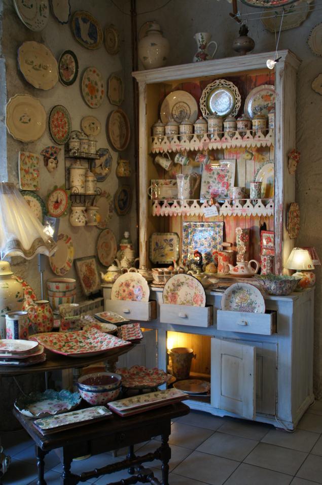прованский стиль, идеи для дома