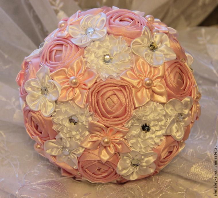 цветы из ткани обучение
