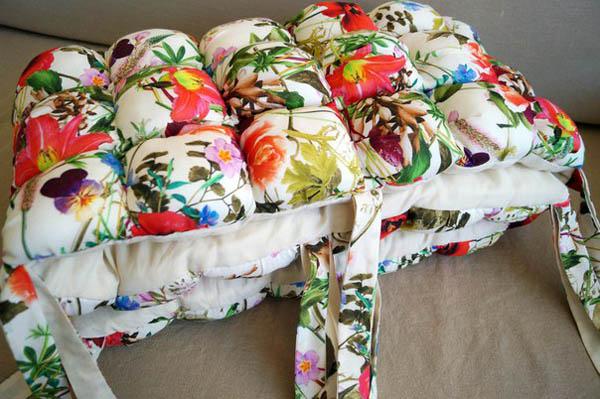 как выбрать бампер, детская кроватка, для детской, текстиль для детей