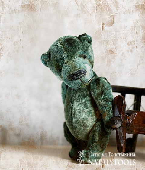 мишка тедди, медвежонок