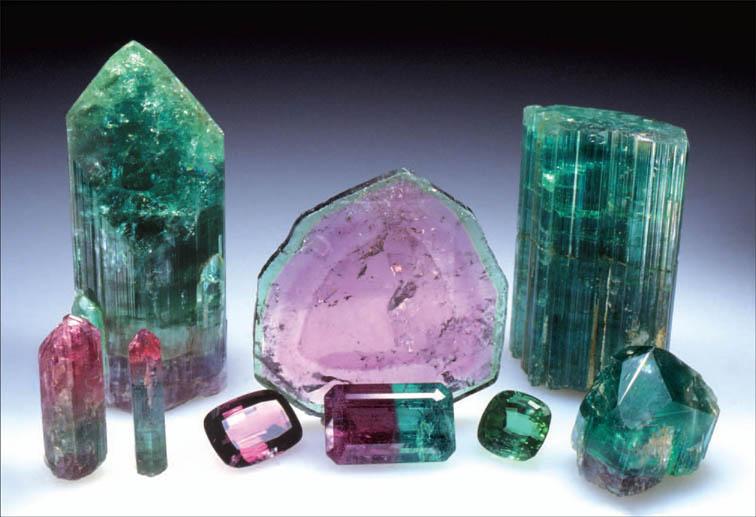 Турмалин камень фото