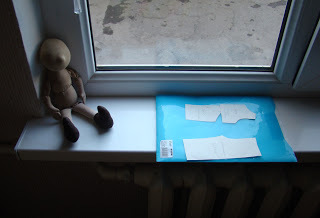 штанишки для кукол