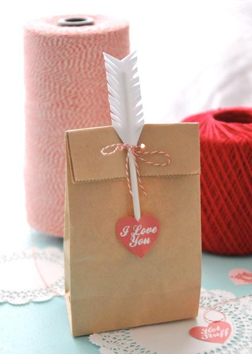 Влюбленное сердце. Оригинальные идеи упаковки подарка., фото № 18