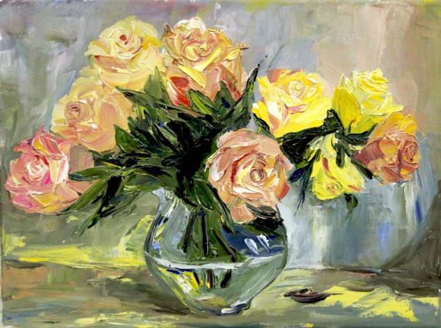 193Мастер класс по живописи в ярославле