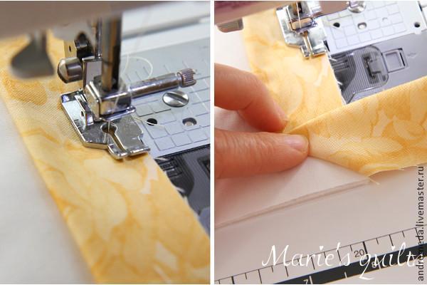 аккуратное шитье