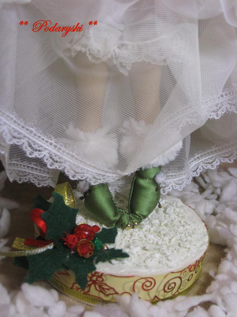 фея, новогодние подарки