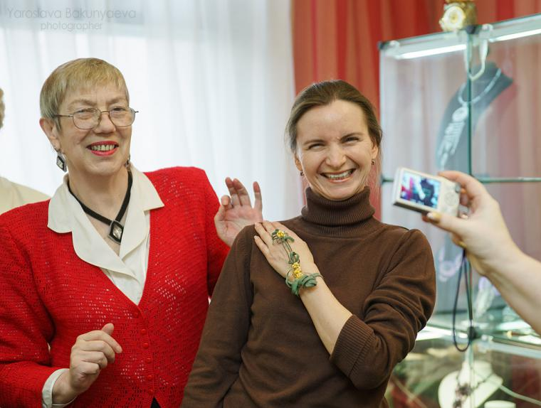 О жизни: Флудилка: Фото- и видеорепортаж с выставки Зеркало души, Москва, 2015 г.