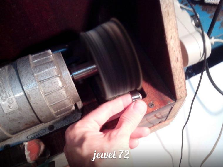 Делаем стильное кольцо из серебра, фото № 16