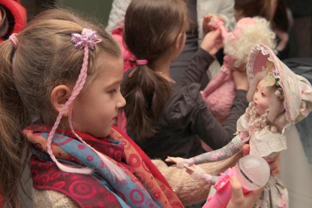 весенний бал на ветошном, выставка, куклы