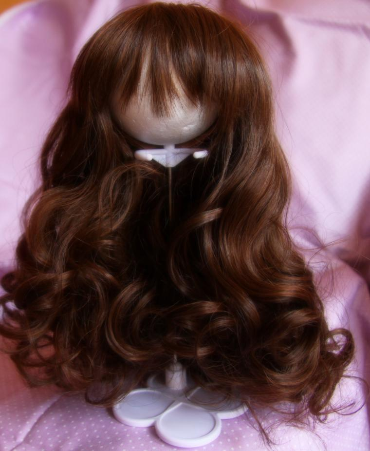 кукольные парики
