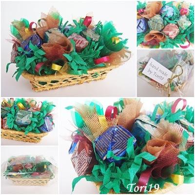 конфетный букет, подарок женщине