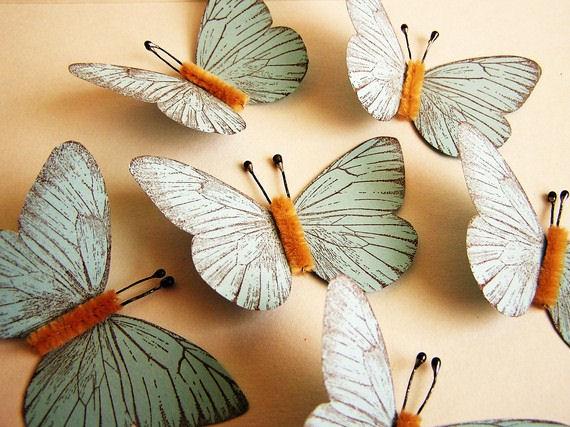 Бабочки на свадьбу, фото № 27