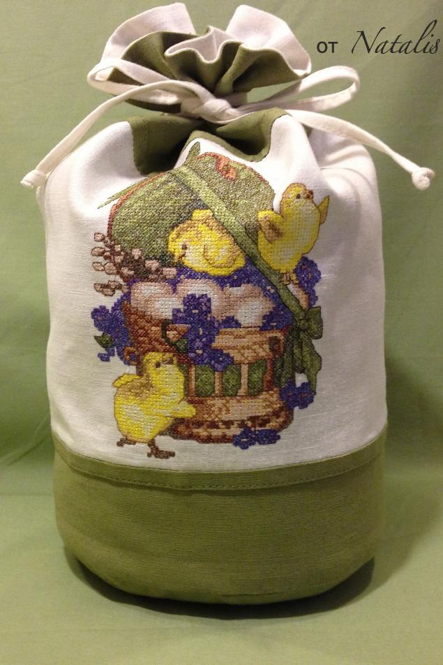 пасха, подарок на пасху, пасха 2014, пасхальный, салфетка, винтажная вышивка