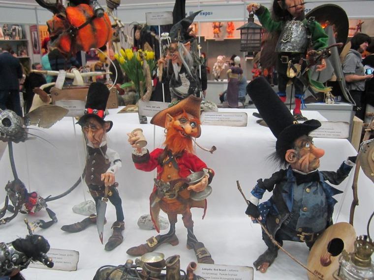 Немного Весеннего бала кукол... Фото, фото № 16