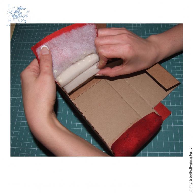 Поролон ткани своими руками