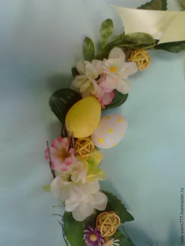 пасхальный сувенир, декорирование