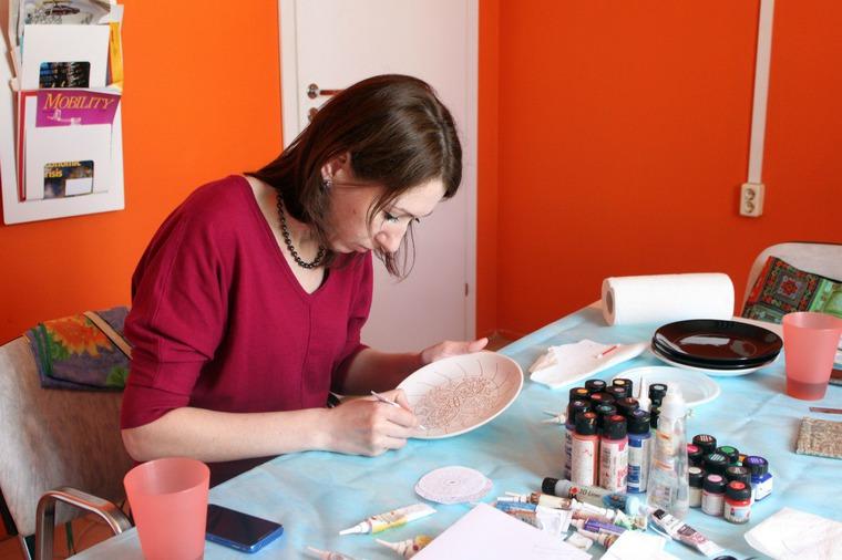 point-to-point обучение, арт-студия, подарок