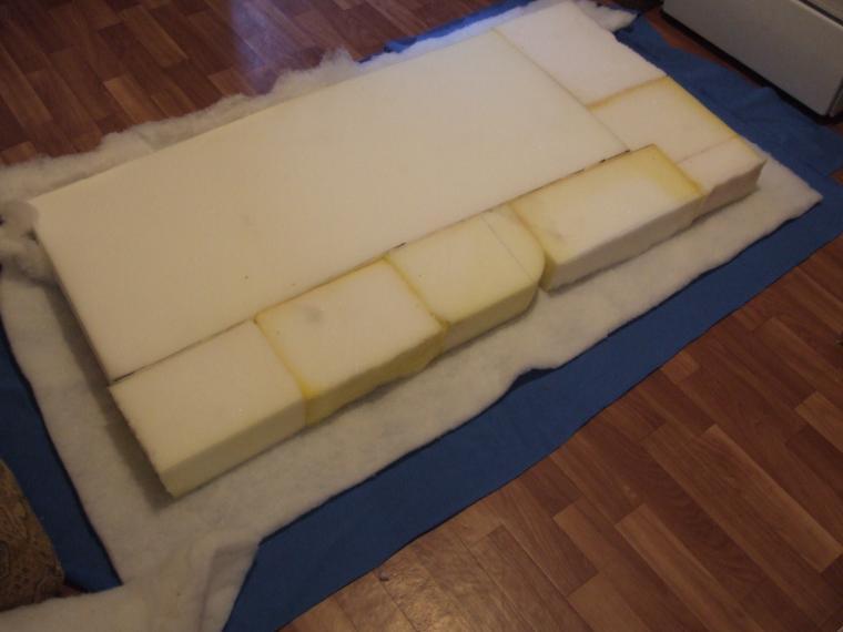Как сделать детский диван своими руками Строительный 60