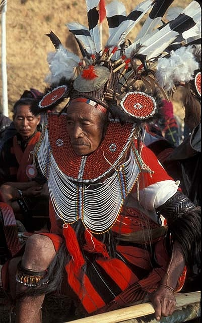 Этнические украшения народа Нага, фото № 13
