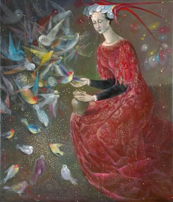 Тонкие материи мира: ANNAEL (Anelia Pavlova), фото № 14