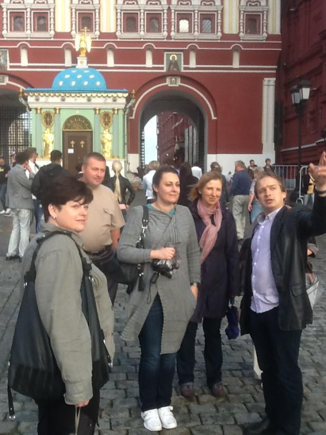 Завершен семинар колледжа Верцбергер в москве., фото № 28