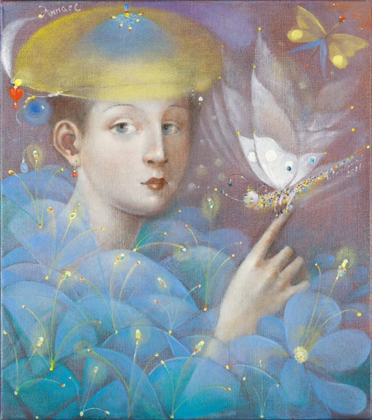 Тонкие материи мира: ANNAEL (Anelia Pavlova), фото № 37