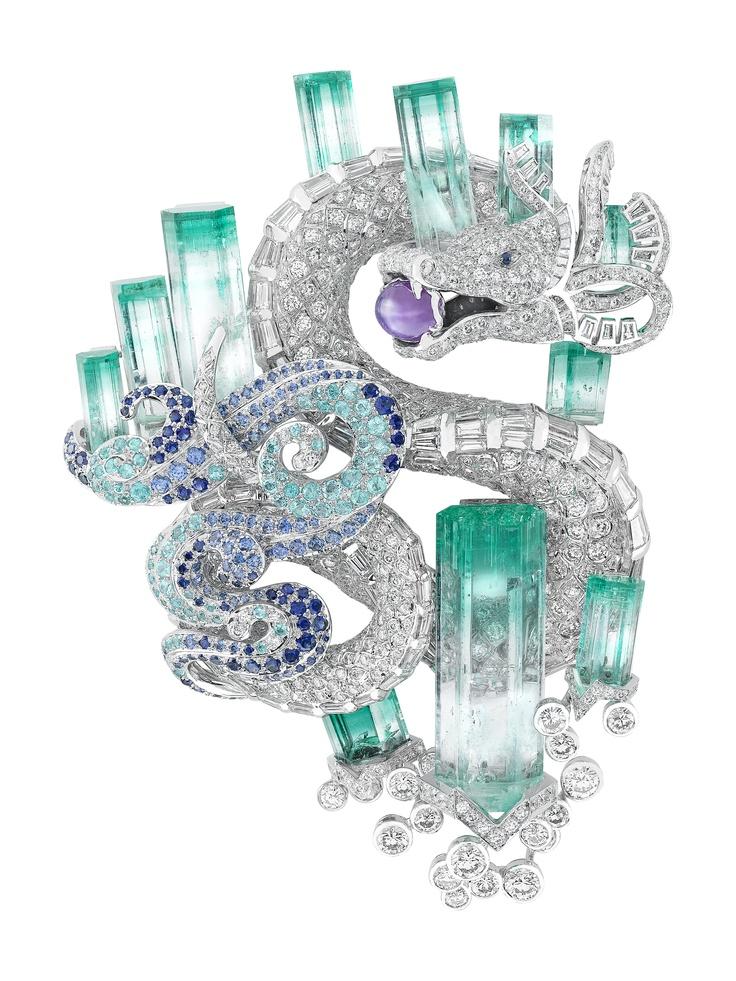 дракон, ювелирные изделия