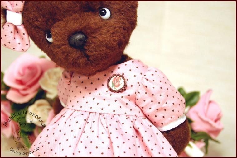 тедди мишка, мишка в одежде, teddy