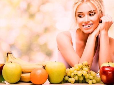 фрукты в косметике, увлажнение кожи