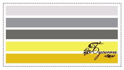 светло-серый, серьги
