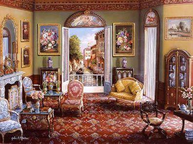 картины, интерьер, дизайн интерьера, живопись маслом, картина маслом, гостиная, кабинет, дом, как повесить картину, подарок